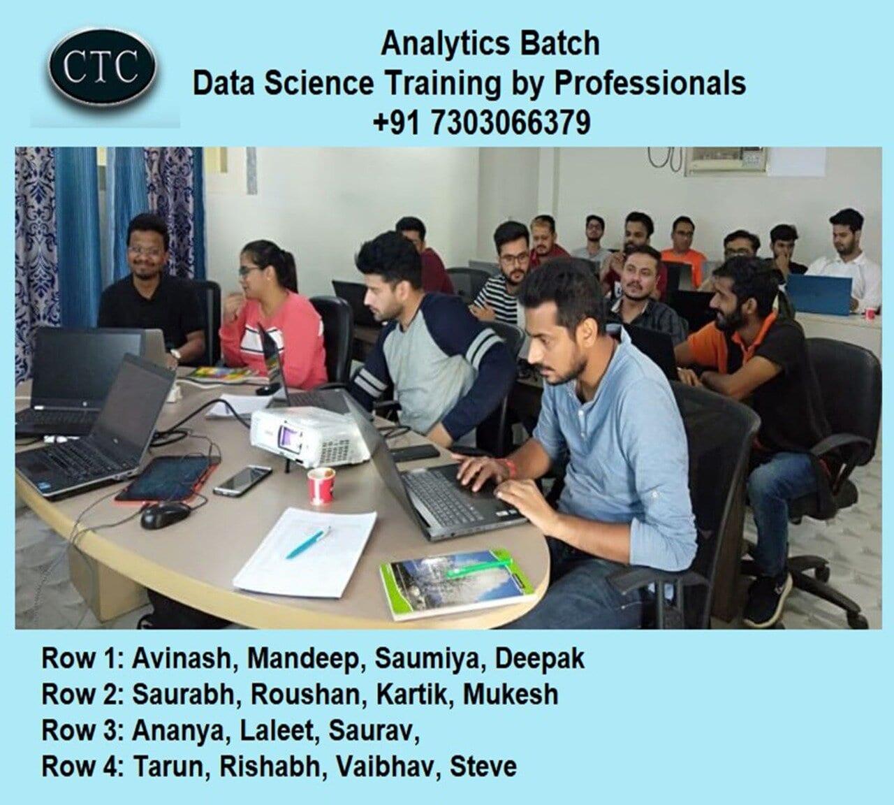 Online Alteryx Training Institute In Delhi