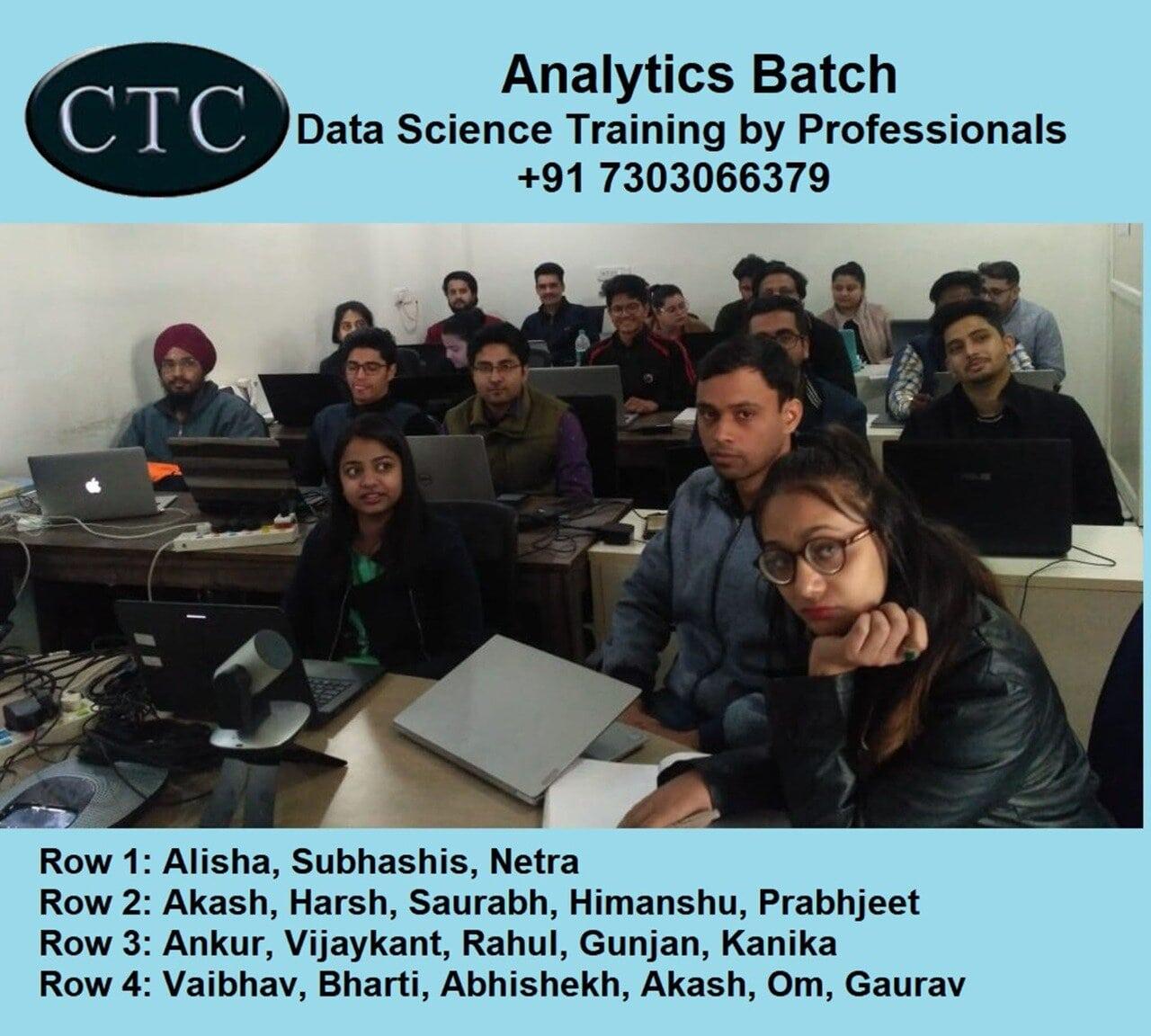 Alteryx Training Institute In Delhi NCR