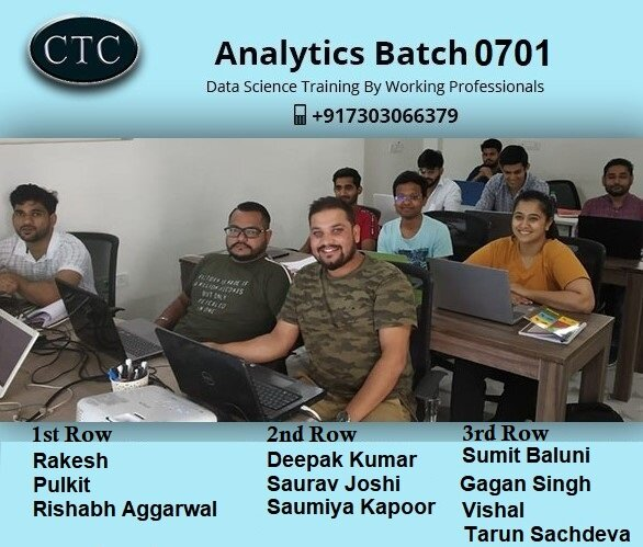 Data Analytics Training Institute In Gurgaon