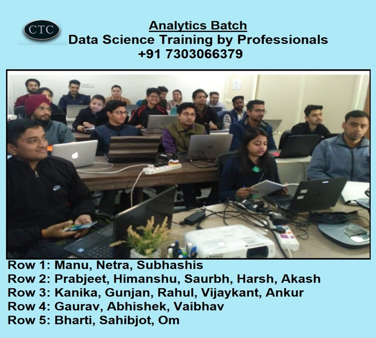 Online Data Analytics Training Institute In Delhi