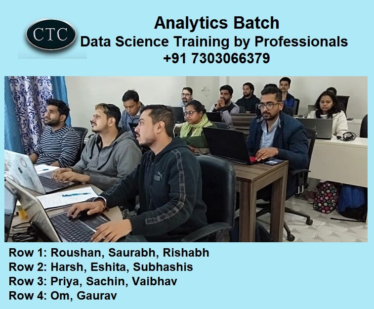 Data Analytics Training Institute In Delhi NCR